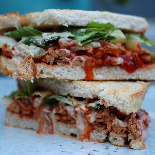 Harmony Plant Vegan Sandwiches Will Fool Meat Eaters