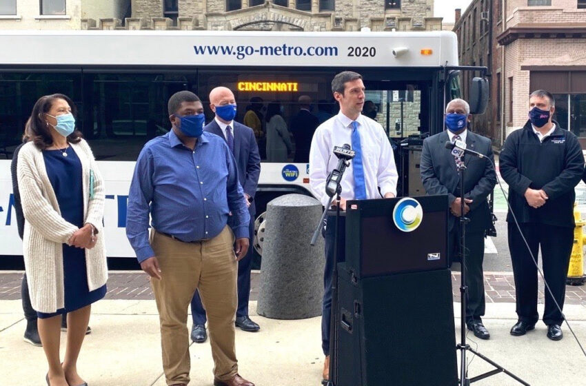 All Bus Rides Are Free On Election Day