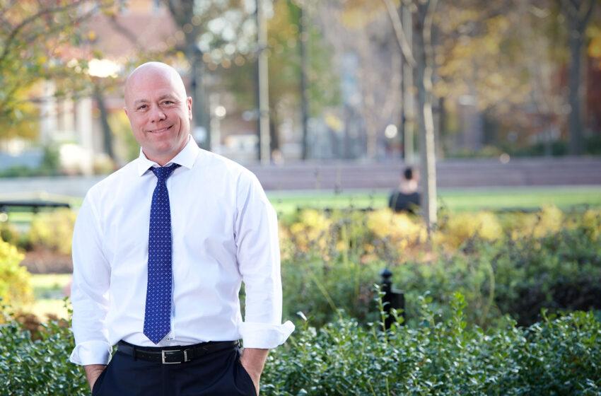 Derek Bauman Announces Council Run