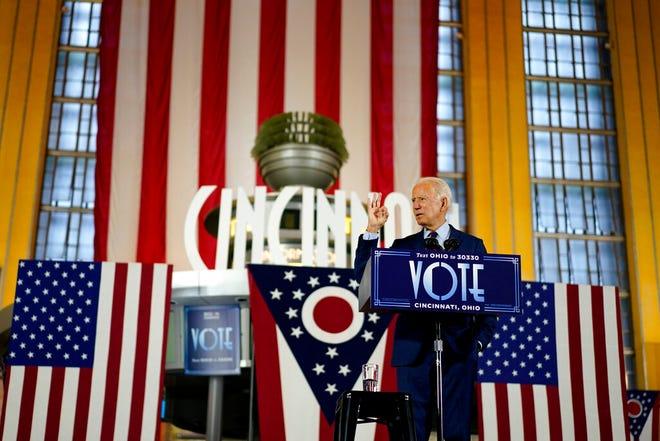 Let's Settle for Joe Biden