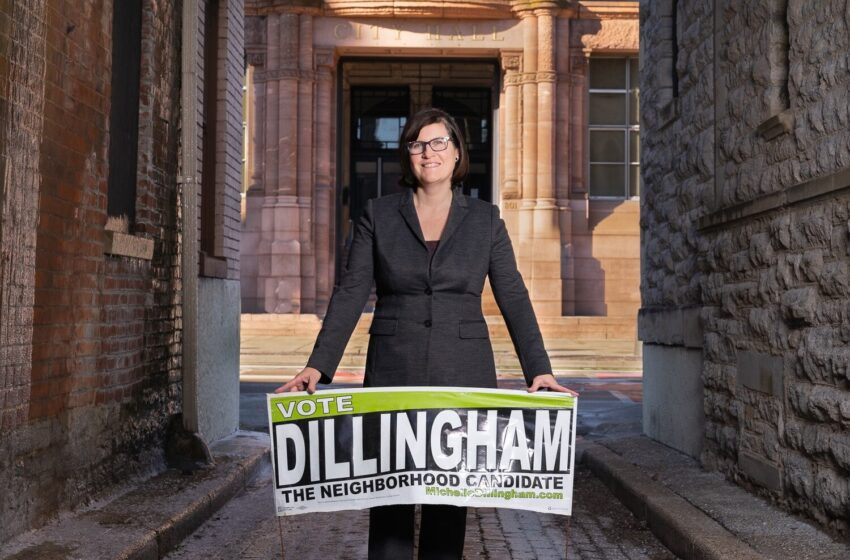 Candidate Profile: Michelle Dillingham