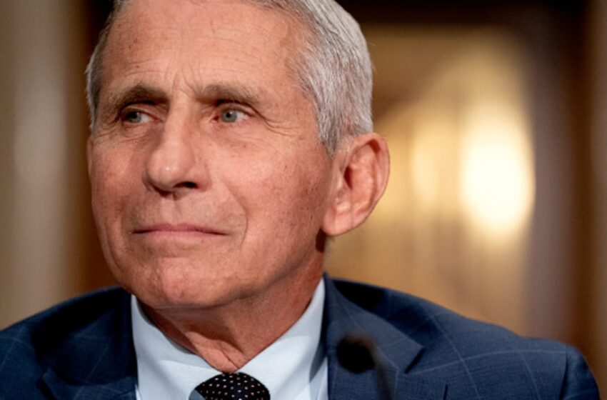 The Real Anthony Fauci – a new book by RFK Jr.
