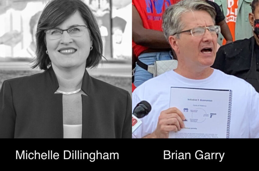 Why Michelle Dillingham and Brian Garry Were Rejected by HamCo Dems