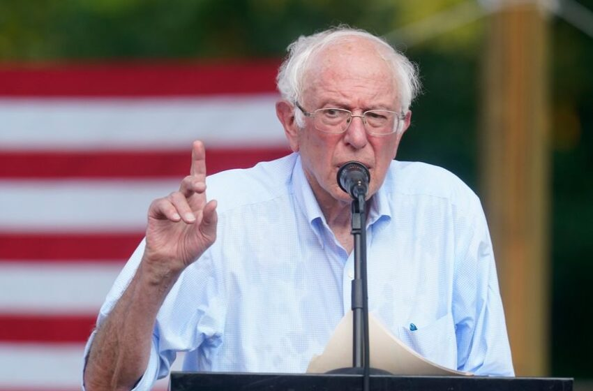 Bernie Sanders Says This Time The People Win